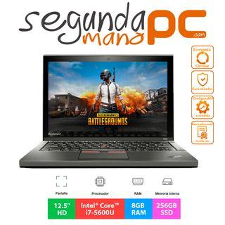 Lenovo ThinkPad X250 - i7 - 8GB RAM - 256GB SSD