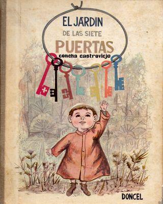 LIBRO EL JARDIN DE LAS SIETE PUERTAS DE CONCHA CAS