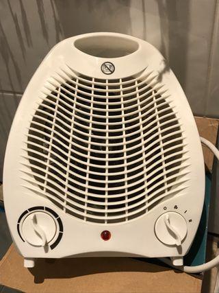 Therm fan heater