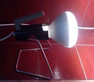 Lámpara rayos UVA Philips antigua