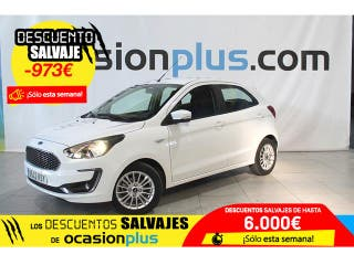 Ford Ka+ 1.2 Ti-VCT Ultimate 63 kW (85 CV)