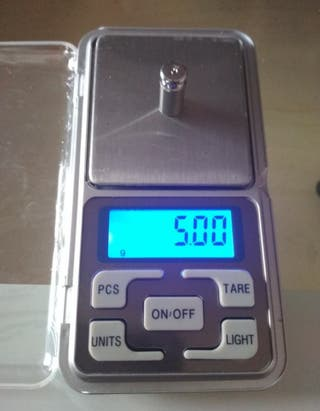 Bascula tanita 500/0.01