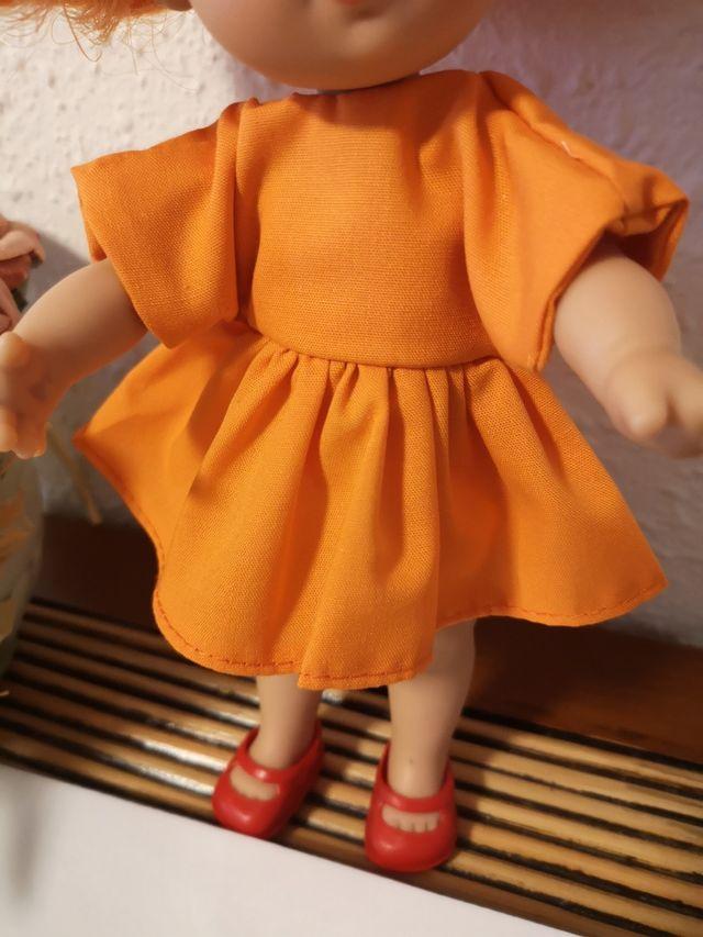 Preciosa muñeca Juanita parecida a cuca NUEVA.