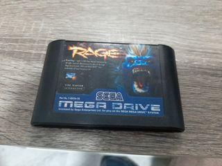 Primal Rage Mega Drive.