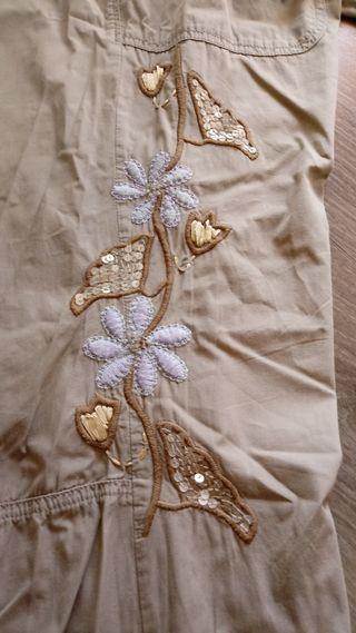 Pantalón mujer Casual