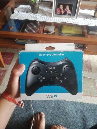 Mando Pro de Wii U