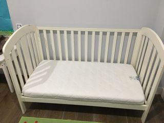 Cama bebé-niños de 140 por 70cm