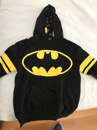 Sudadera Batman Niño 7/8 años