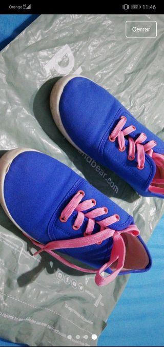 zapatillas tenis azueles