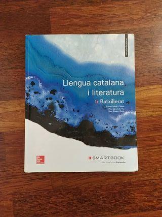 Llengua Catalana i literatura 1r Batx Mc Graw Hill