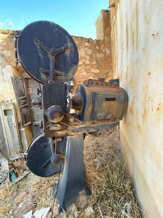 proyector de cine vicintor xx modelo 60