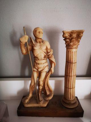 figuras romanas de Merida.