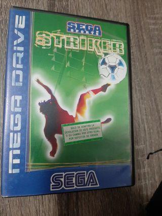 Sega Striker Mega drive.