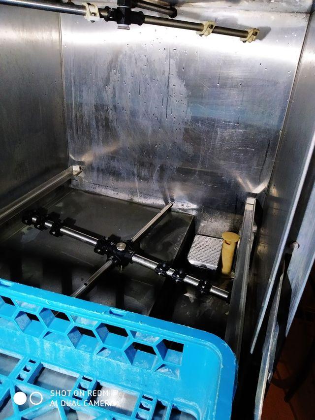 Clajosa lavavajillas industrial hosteleria
