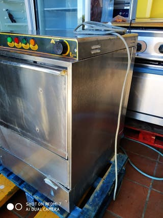 línea blanca lavavajillas industrial hosteleria