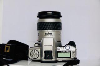 Cámara fotos Minolta Dynax 5 Reflex
