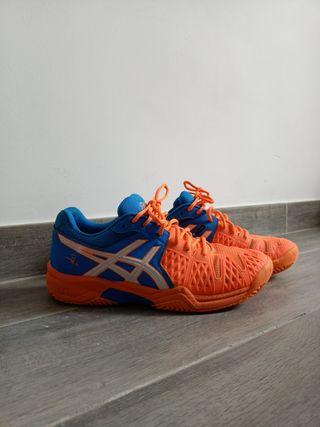 Zapatillas deportivas Pádel Tenis