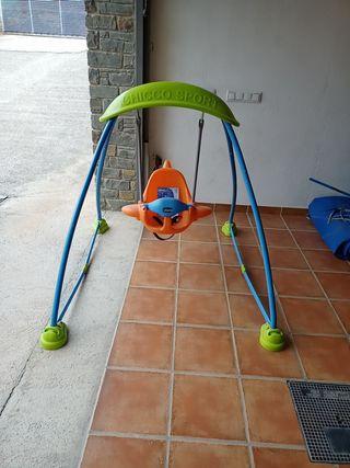 Columpio bebé Chicco modelo Altalena Aeroplano sin