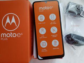 Motorola E6 Plus - 64/4gb ram