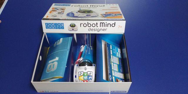 Juego Robot Mind Designer