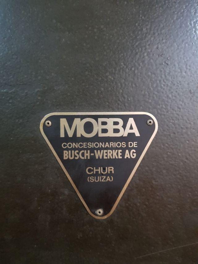 Bascula Vintage MOBBA 300Kg.
