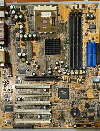 Pc ordenador vintage