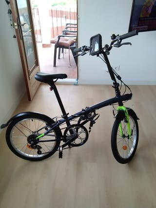bicicleta plegable tilt 120.