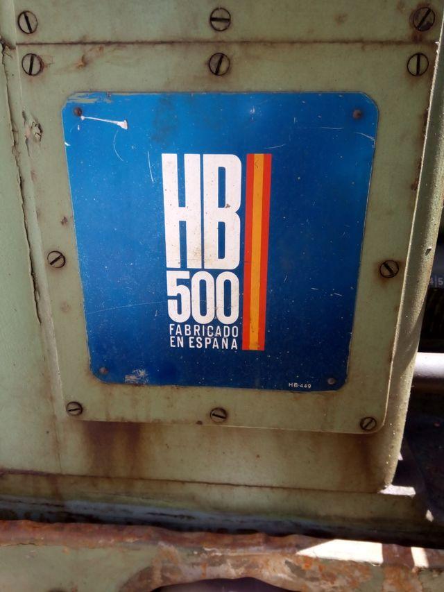 Torno para metal HB 500