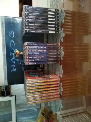 colecciones video juegos para PC