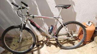 Bicicleta GAMUANT de competición de aluminio