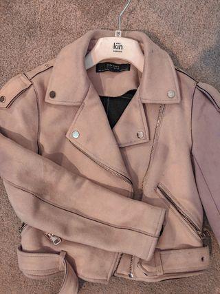 Zara Light Pink Jacket.