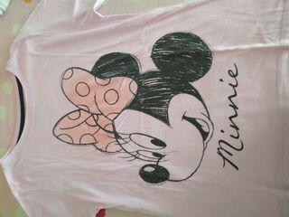 Camiseta de Minnie
