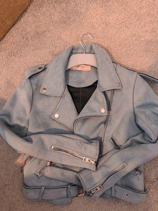 Zara Light Blue Jacket