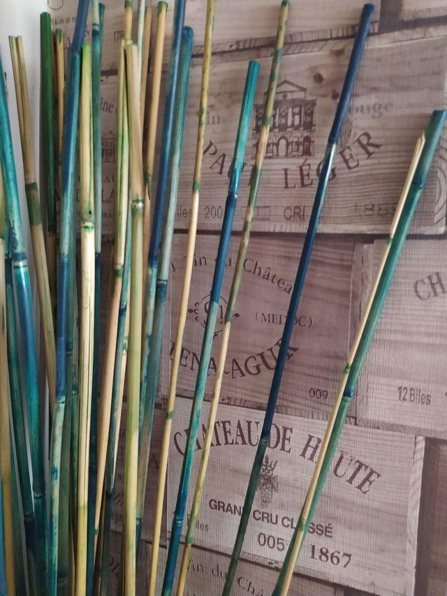 Bambú decoración