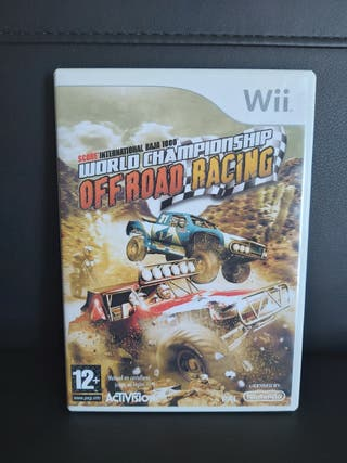 WOLD CHAMPIONSHIP OFF ROAD RACING Para wii