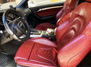 Audi A5 2009 Cabriolet Body kit 2014 310 hp