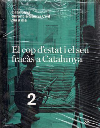 LIBRO CATALUNYA DURANT LA GUERRA CIVIL DIA A DIA 2