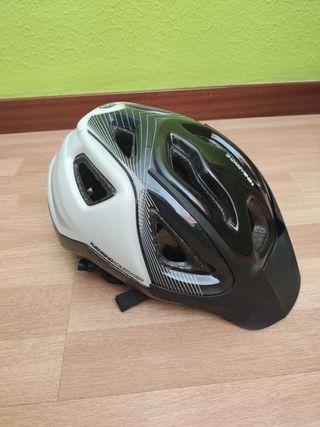 Casco B-Twin para bicicleta mtb