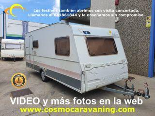 Sun Roller Fiesta 49CP; Con Aire Acondicionado