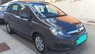 Opel Zafira Life 2013