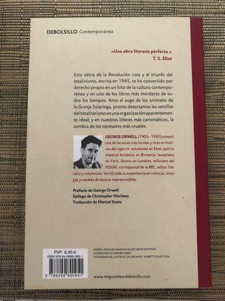 George Orwell: Rebelión en la granja