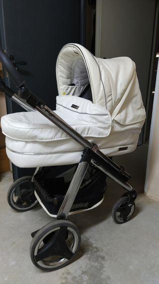 Maxi-Cosi, capazo y silla paseo