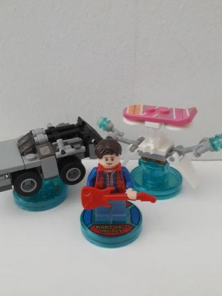 LEGO DIMENSIONS REGRESO AL FUTURO