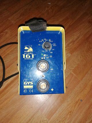 soldadora Inverter 161 gysmi