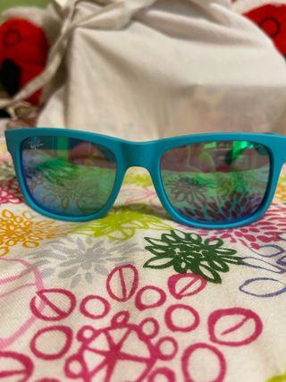 Gafas Ray-Ban azules