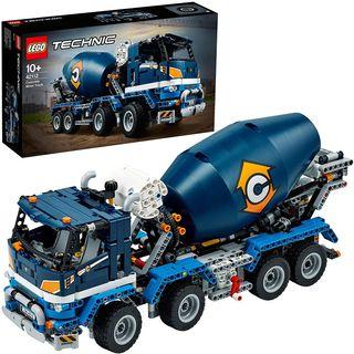 42112 Lego Technic Camión Hormigonera