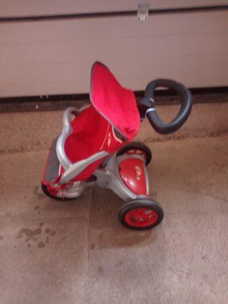 """carrito de famosa """"city baby"""""""
