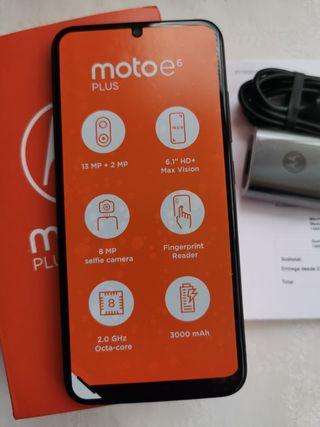 Motorola E6 Plus con 4/64Gb