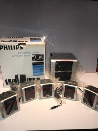 Philips MMS260 Home Cinema