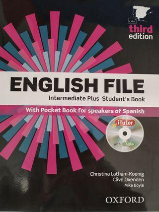 Pack English File Int. Plus + workbook (3rd Ed.)